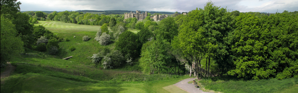 Brancepeth Castle Golf Club